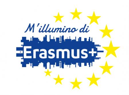 M'illumino di Erasmus+!