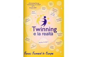 """Un nuovo ebook nella collana """"eTwinning e la Realtà"""" dedicato al formarsi in Europa"""