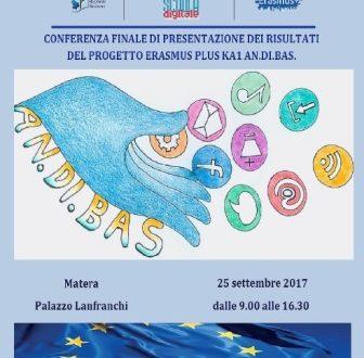 Scuola 2.0, a Matera i risultati del progetto Erasmus Plus – AN.DI.BAS