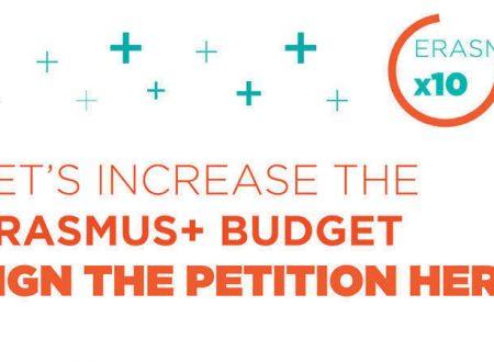 #Erasmusx10: petizione online per aumentare il budget