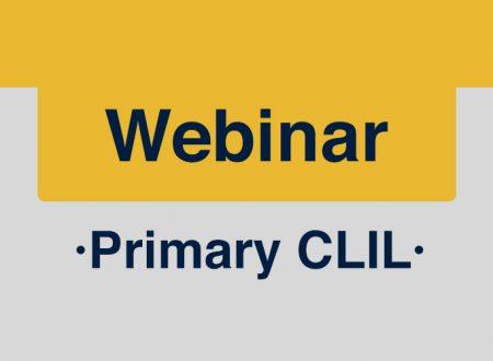 Webinar eTwinning – Strategie CLIL di successo per la scuola primaria – 6 marzo ore 17:00