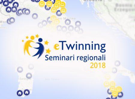 Formazione eTwinning 2018 per i docenti: eventi anche in Basilicata