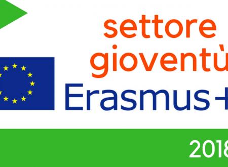 Erasmus+ Gioventù 2018: gli esiti