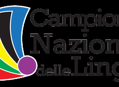 Campionato Nazionale delle Lingue – Invito a partecipare