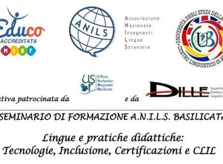 """9 Aprile 2019 – Seminario di formazione """"Lingue e pratiche didattiche: Tecnologie, Inclusione, Certificazioni e CLIL"""""""