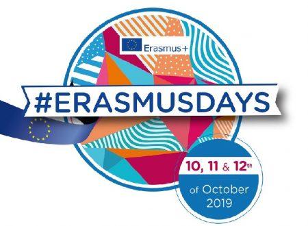 #Erasmusdays 2019: come partecipare
